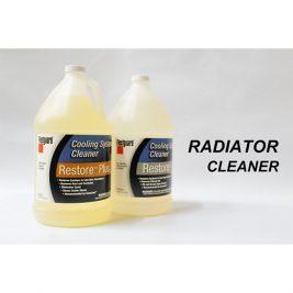 1Fleetguard radiator cleaner